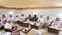اجتماع قبلي في حضرموت يطالب الحكومة بحل الاختلالات الأمنية ويهدد بالتصعيد
