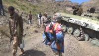 مقتل وإصابة عشرات الحوثيين شمالي الضالع