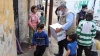"""""""الإغاثة التركية"""" تقدم لليمن مستلزمات للوقاية من كورونا"""