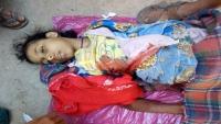مقتل شاب وطفل وإصابة ثالث بقصف حوثي استهدف حيا سكنيا غربي تعز