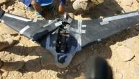 الجيش يعلن إسقاط طائرة مسيرة حوثية في مأرب