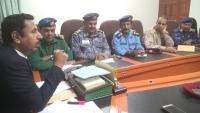"""اللجنة الأمنية في شبوة تتوعد بملاحقة متمردي """"الانتقالي"""" في المحافظة"""