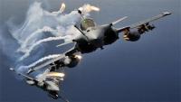 التحالف يستهدف مخازن أسلحة وتعزيزات عسكرية للحوثيين بمأرب