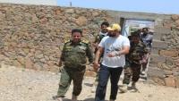 """مليشيات الانتقالي تنصب نقاطاً عسكرية على مداخل """"حديبو"""" عاصمة سقطرى"""