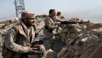 مقتل قائد رفيع في الجيش الوطني خلال معارك ضد الحوثيين