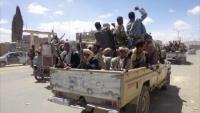 جماعة الحوثي تدفع بتعزيزات عسكرية إلى جبهات الحديدة