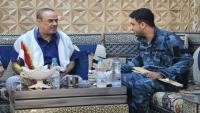 العميد مهران يُعزي في استشهاد العقيد صبري ويؤكد ألا رجعة عن درب الشهداء