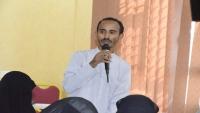 الحكومة تندد باعتقال الناشط عبدالله بدأهن من قبل عناصر الانتقالي في سقطرى