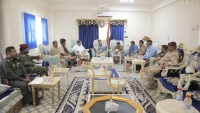 اللجنة الأمنية بالمهرة تدعو إلى توحيد الجهود وتجنيب المحافظة الصراع