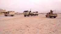 نجاة قائد عسكري بمحور عتق من كمين مسلح نصبه مسلحو الانتقالي