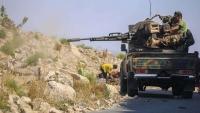 تعز.. الجيش يتصدى لهجوم حوثي في الجبهة الشرقية