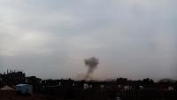 صاروخ باليستي حوثي يستهدف حيا سكنيا بمأرب