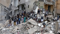 """""""أوكسفام"""" تدين مقتل 10 مدنيين في غارة للتحالف باليمن"""