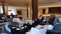 مجلس تهامة الوطني يلتقي مكتب المبعوث الأممي في الرياض
