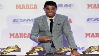 رونالدو وحلم الفوز بالحذاء الذهبي للمرة الخامسة بمسيرته