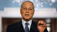 """""""أبو الغيط"""" يدعو لتطبيق اتفاق الرياض بشكل كامل في أقرب وقت"""