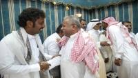 وفد من حلف قبائل حضرموت والمؤتمر الجامع يتوجه إلى الرياض بدعوة رسمية