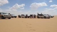 مجلس شورى إقليم سبأ ينفذ زيارة ميدانية لجبهة العلم ورفدها بعدد من المقاتلين