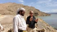 السلطة المحلية تُطمئن المواطنين حول ارتفاع منسوب مياه سد مأرب