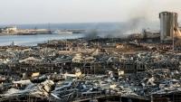 خسائر اقتصادية بعد الانفجار.. مرفأ بيروت أكبر نقاط الشحن والتخليص اللبنانية تحت الرماد