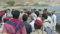 مؤسسة صلة تدشن مشاريع منظومات الطاقة الشمسية لآبار مياه الشرب بحضرموت وصنعاء