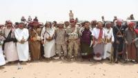 العكيمي: نجدد العزم على استكمال تحرير الجوف وكل اليمن من الحوثيين