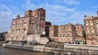 تهدم التراث.. السيول تلحق الأضرار بمواقع التراث الإنساني في اليمن (تقرير)