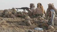 الجيش اليمني يحرر مواقع جديدة في جبهة نهم شرقي صنعاء