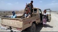 الجيش الوطني يستعيد تلالا ومناطق واسعة في الضالع