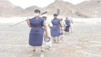 عدن.. أمريكا تنفذ برنامجا تدريبيا لقادة نزع الألغام في اليمن