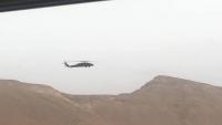 قوات سعودية تقتحم منفذ شحن بالمهرة بالمدرعات وطيران الأباتشي