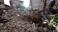 جماعة الحوثي: 58 مليون دولار خسائر السيول شمالي اليمن
