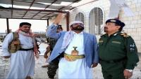 العرادة: لجوء الحوثيين لقصف دور العبادة مؤشر فشل وإفلاس