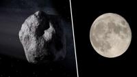 """هل يهددنا اقتراب الكويكب """"إي إس 4"""" يوم الأول من سبتمبر؟"""