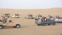 مصرع 25 حوثيا في كمين للجيش الوطني بمأرب