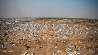 نزوح ثلاثة آلاف أسرة جراء القتال في مأرب والجوف والبيضاء