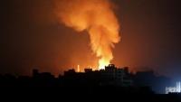 مصرع عشرات الحوثيين بغارات ليلية للتحالف في صنعاء ومأرب