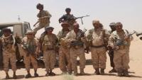 الجيش يستعيد مواقع مهمة في جبهة المخدرة بمأرب