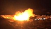 منظمة حقوقية تدين الصمت الأممي تجاه قصف الحوثيين مدينة مأرب