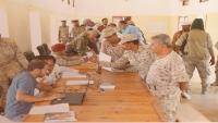بدء عملية صرف رواتب منتسبي المنطقة العسكرية الرابعة الخاضعة لسيطرة الانتقالي