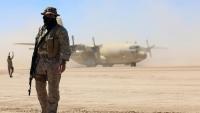 قائد حرس الحدود اليمني يزور حوف بالمهرة برفقة عناصر سعودية