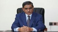 الحكومة تتهم البحسني بالتنصل من مسؤولياته في حضرموت
