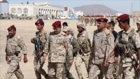 وزير الدفاع يتوعد بالقضاء على المشروع الإيراني في اليمن