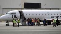 طائرة أممية تنقل مرضى يمنيين من الأردن إلى صنعاء