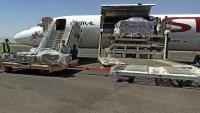 """""""يونيسف"""": وصول شحنة لقاحات ضد شلل الأطفال إلى مطار صنعاء"""