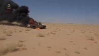 الجيش الوطني يعلن تقدمه في الجوف وفرار مجاميع للحوثيين صوب الحزم