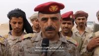 مقتل قائد اللواء 110 العميد حنكل في مواجهات مع الحوثيين بالجوف
