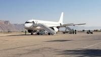 جماعة الحوثي تعلن إقلاع طائرة تقل مختطفين من صنعاء باتجاه مطار أبها
