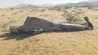 سقوط صاروخ باليستي في صعدة أطلقه الحوثيون من صنعاء
