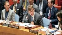 """ممثل بريطانيا بمجلس الأمن: فريق الخبراء طور مؤخرًا مجموعة أدلة مقلقة حول """"سلطان زابن"""""""
